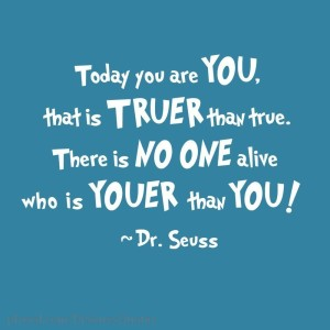 you dr seuss